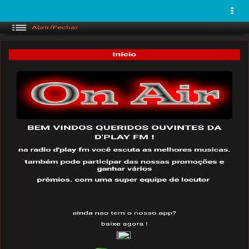 Radio Dplay FM 107,5 screenshot 4