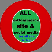 All E Commerce And Social icon