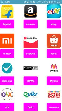 All E Commerce And Social poster
