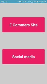All E Commerce And Social apk screenshot