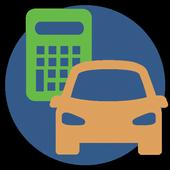 Autó átírás regadó kalkulátor'18 icon