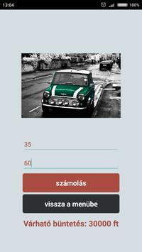 Autó átírás regadó kalkulátor'18 screenshot 4
