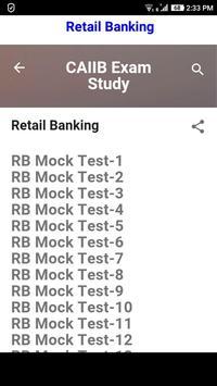 CAIIB Exam Study screenshot 3
