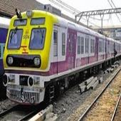 Mumbai Local Train icon