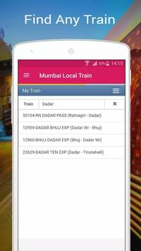 Mumbai Local Train screenshot 2