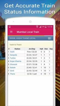 Mumbai Local Train screenshot 3