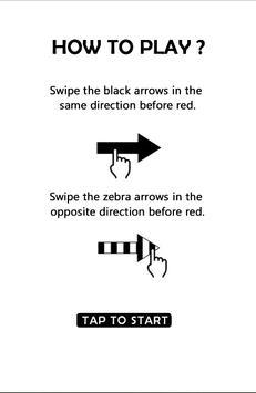 Swipe The Arrow apk screenshot