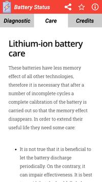 Battery Health apk screenshot