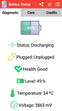 Battery Health poster