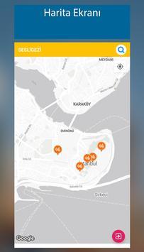 Sesli Gezi Rehberi screenshot 1