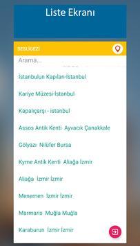 Sesli Gezi Rehberi screenshot 2