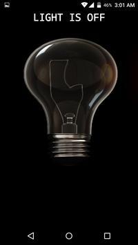 Alpha Flashlight: LED Torch Light 截图 1