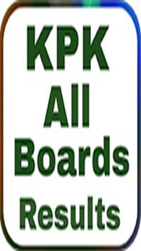 KPK All Boards Results New poster