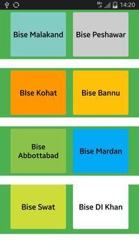 KPK All Boards Results New apk screenshot