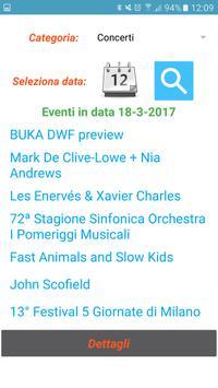 Torino Eventi screenshot 3