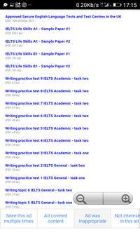 IELTS Mentor screenshot 2