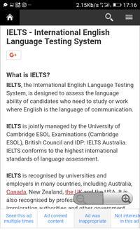 IELTS Mentor screenshot 3