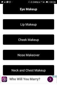Makeup Tips poster