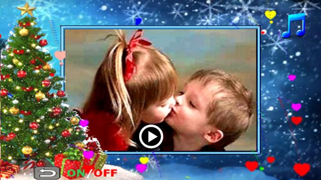 Christmas Tree Video Maker - Live screenshot 5