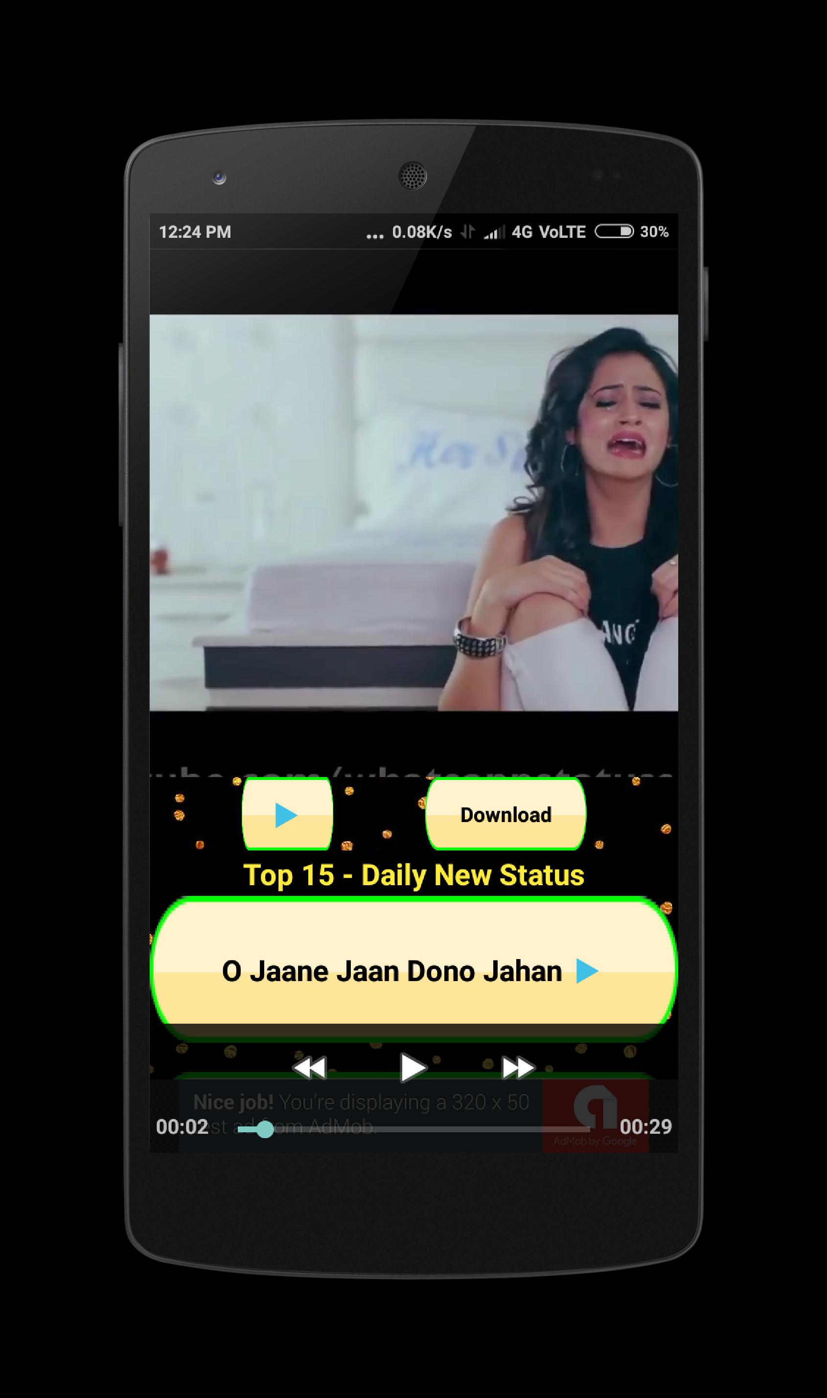 Video Status For Whatsapp Short Videos Status For Android