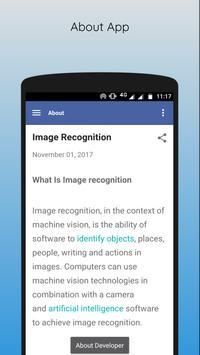 Around Me - Image Recognition screenshot 4