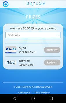 International Online Lottery screenshot 1