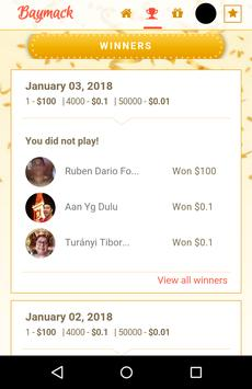International Online Lottery screenshot 5