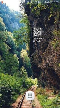 Leitor QrCode Simples & Leve poster