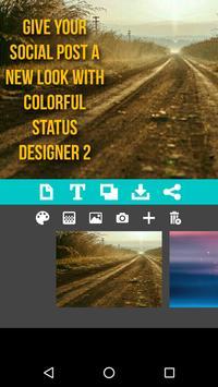 Colorful Status Designer 2 screenshot 7