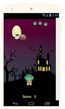 Zombie Eat Brain apk screenshot