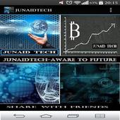 Junaid Tech Zone icon