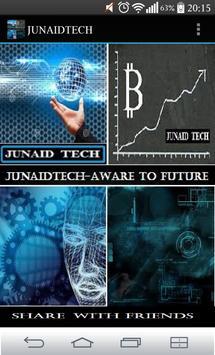 Junaid Tech Zone poster