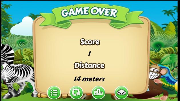 Jungle Runner 3D screenshot 1