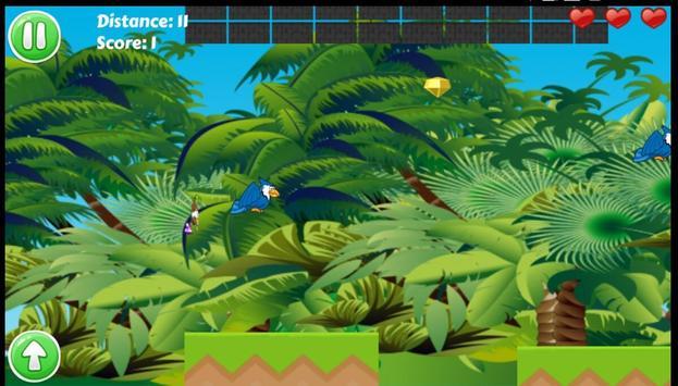 Jungle Runner 3D screenshot 2