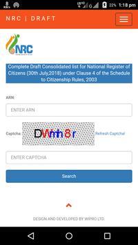 NRC screenshot 2
