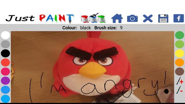 Just Paint apk screenshot
