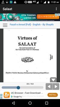 Fazaile Amaal English apk screenshot