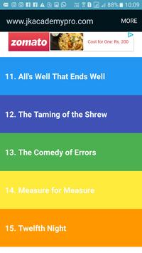 Shakespeare for Young Readers screenshot 3