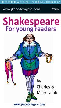Shakespeare for Young Readers poster