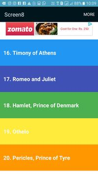 Shakespeare for Young Readers screenshot 4