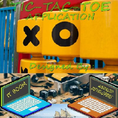 Fun Tic Tac Toe Game for Two Players icon