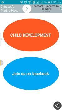 CHILD DEVELOPMENT (बाल विकास) poster