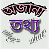 unknown information Bengali icon