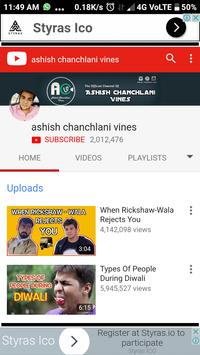 Top Indian Viners On Youtube screenshot 1