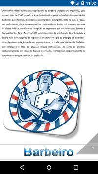 Curso de Barbeiro screenshot 5
