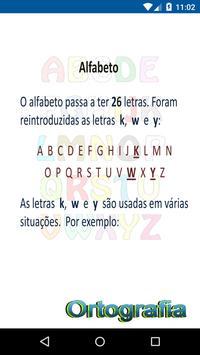 Curso de Ortografia screenshot 3