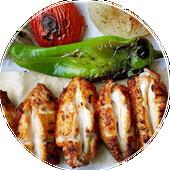 Chicken Kebabs Recipes 2018 icon