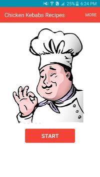Chicken Kebabs Recipes 2018 poster