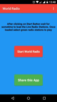 World Radio poster