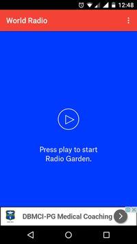 World Radio screenshot 1